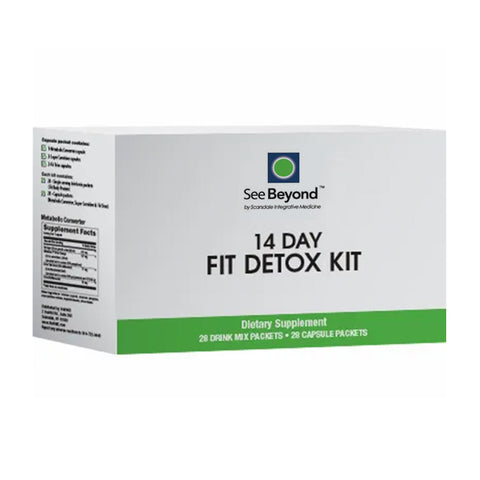 14 Day Fit Detox Kit
