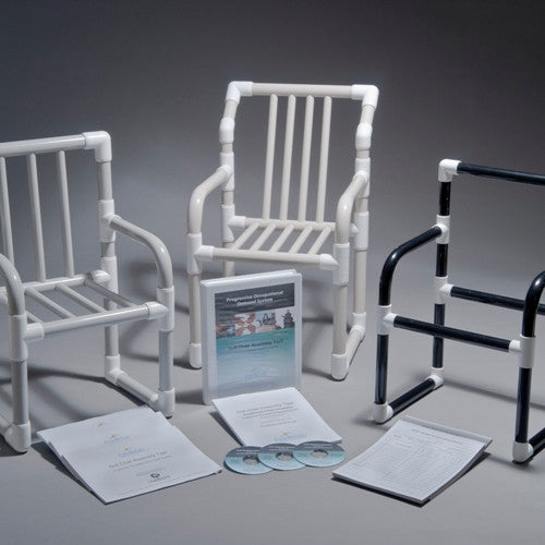 Progressive Occupational Demand System: Doll Chair Assembly Task Comprehensive Kit