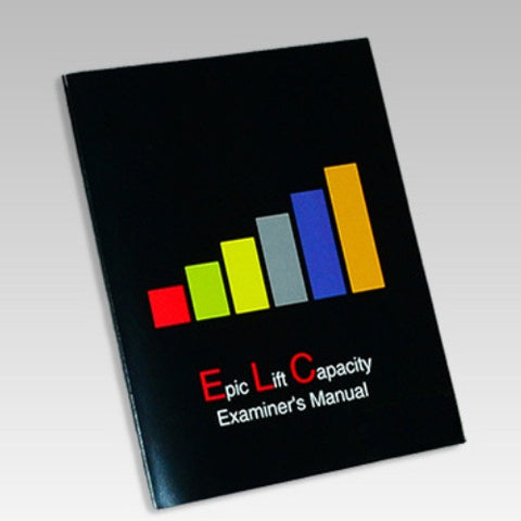 EPIC Lift Capacity (ELC) Manual