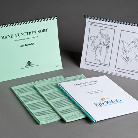 Hand Function Sort Kit