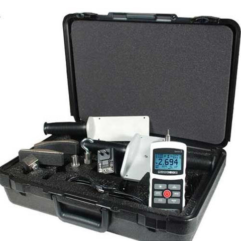 Digital Push/Pull Force Gauge - 200 lbf, Basic Kit