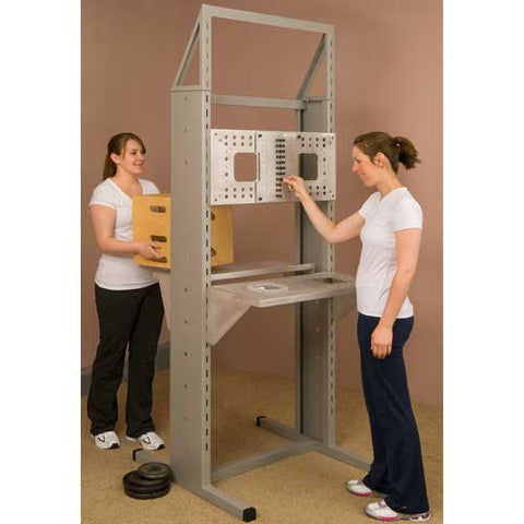 Matheson Isoinertial/PILE Lift + Dexterity & Range of Motion Panel System