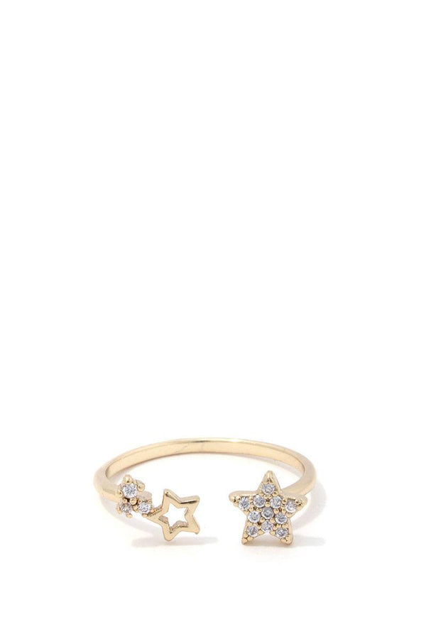 Double Star Ring - CYFASHION