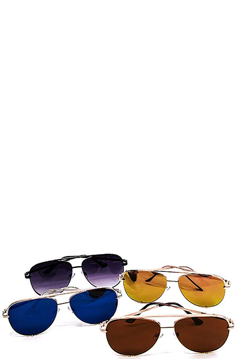 Fashion Hot Trendy Aviator Sunglasses - CYFASHION