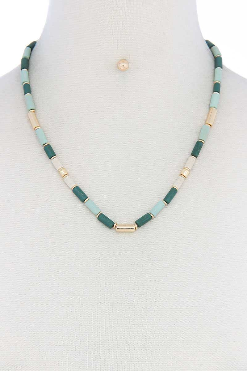 Beaded Necklace - CYFASHION