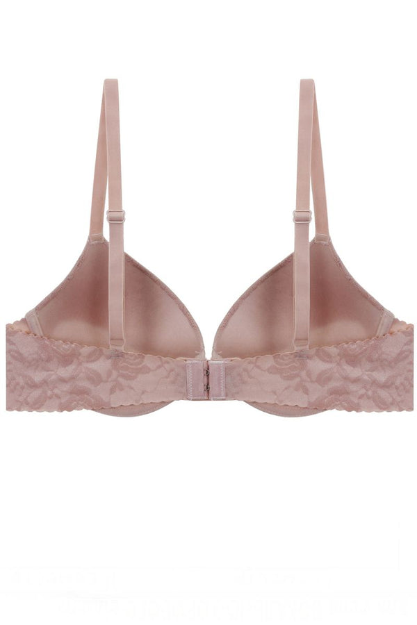 Lace Demi Bra - CYFASHION
