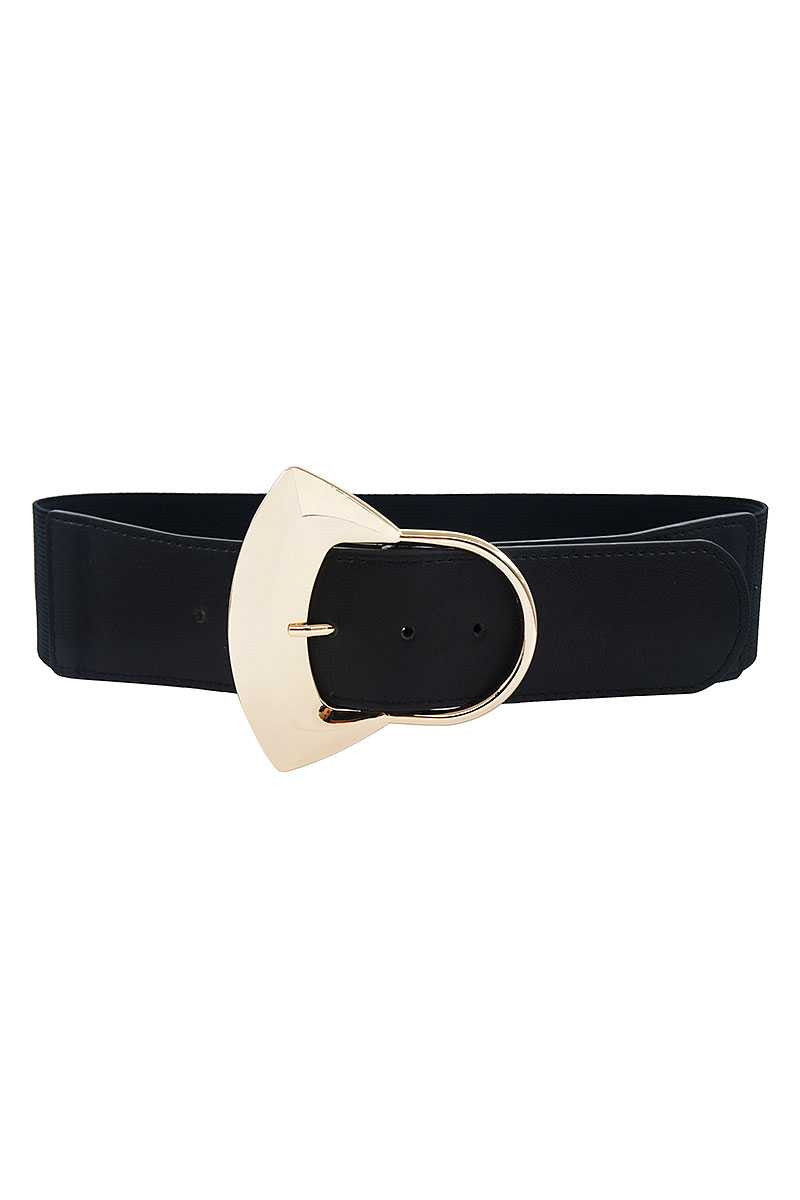 Stylish Thick Elastic Belt - CYFASHION