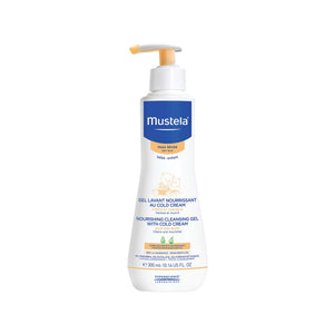 Mustela Nourishing Cleansing Gel with Cold Cream (300ml)