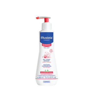 Mustela Soothing Cleansing Gel (300ml)