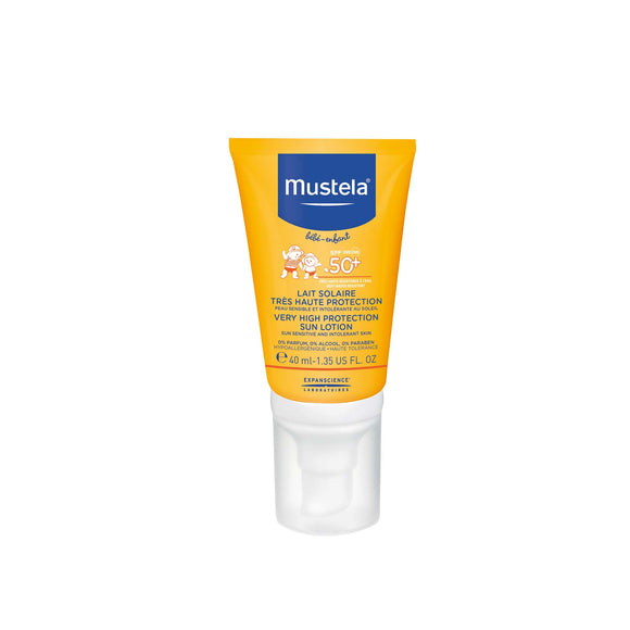 Mustela Very High Protection Sun Lotion (40ml)