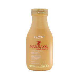 Beaver Marula Oil Conditioner - 350ml (for Dry and Frizzy Hair)