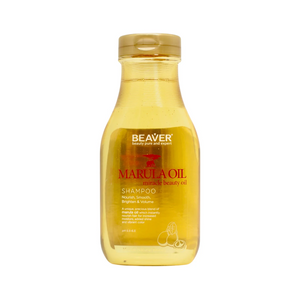 Beaver Marula Oil Shampoo - 350ml (for Dry and Frizzy Hair)