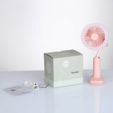 Faningo Portable Clip Fan with LED Light
