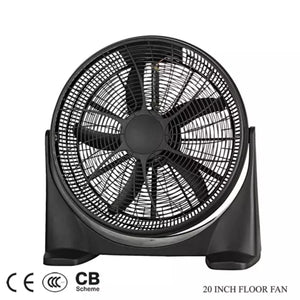 "20"" Adjustable Tilt Velocity Fan"