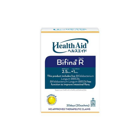 Health Aid Bifina R20 by Jintan