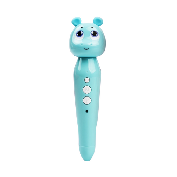 Just in Time Play and Learn: Bilingual (English and Chinese) Learning Pen
