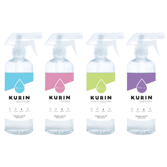Kurin Super Alkaline Ionized Water - Sprayer - 500ml