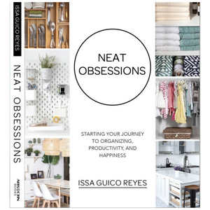 Neat Obsessions Book: Starting Your Journey to Organizing, Productivity, And Happiness