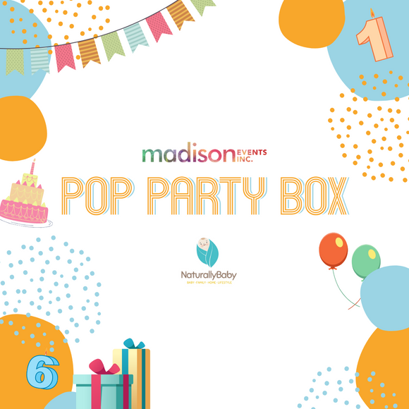 Madison Pop Party Box