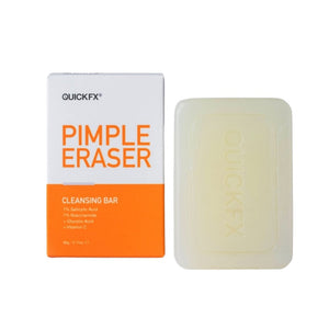 QUICKFX Pimple Eraser Cleansing Soap - 90g