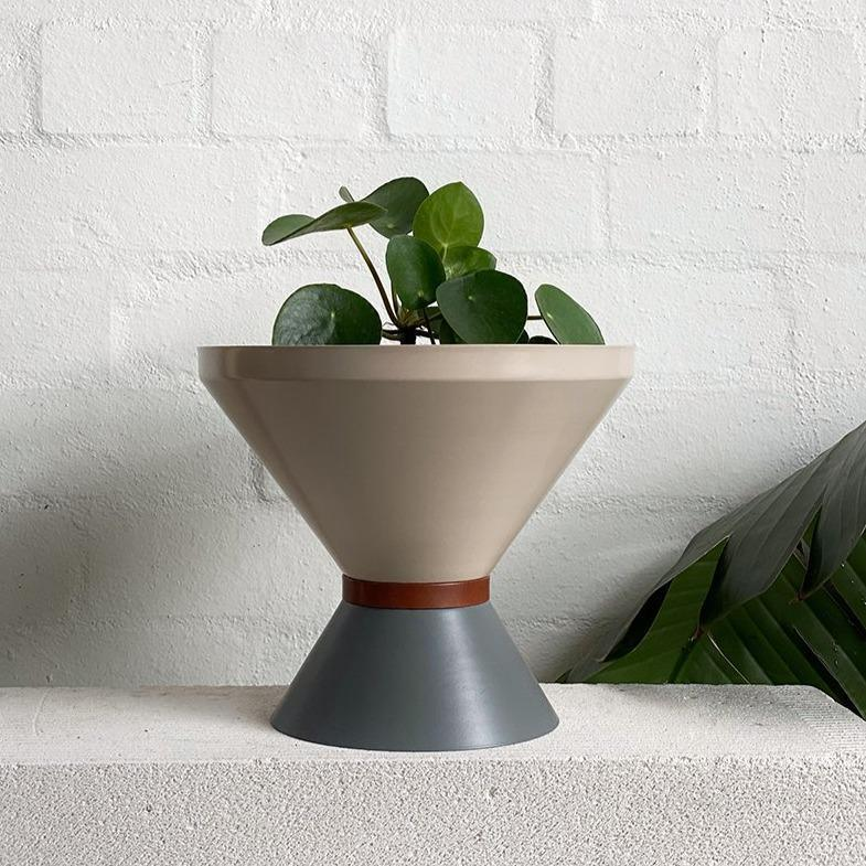 Tone Planter by Lightly