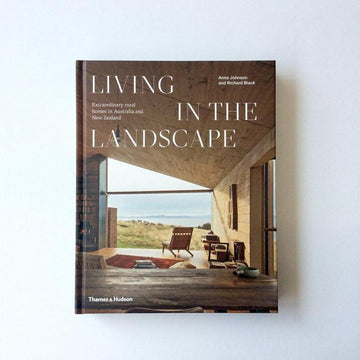 Living In The Landscape by Richard Black & Anna Johnson