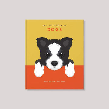 The Little Book of Dogs by Orange Hippo!