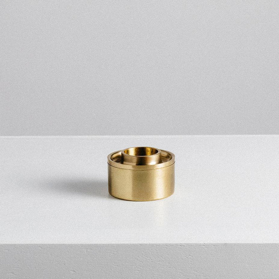 Asteroid Oil Burner by Addition Studio
