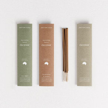Incense Pack in Small by Addition Studio