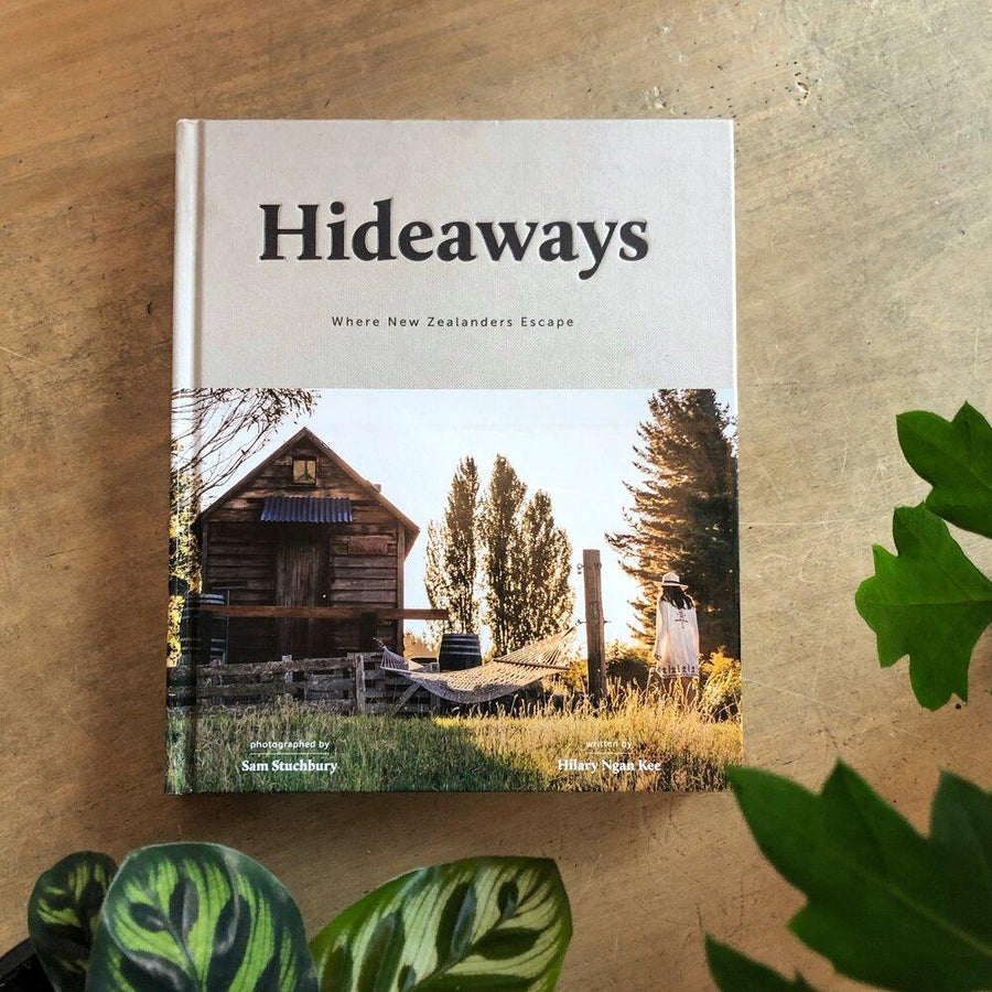 Hideaways by Sam Stuchbury & Hilary Ngan Kee