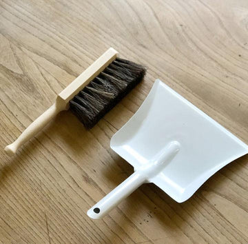 Childrens Dust Pan Set dustpan brush kids gift gifts homewares