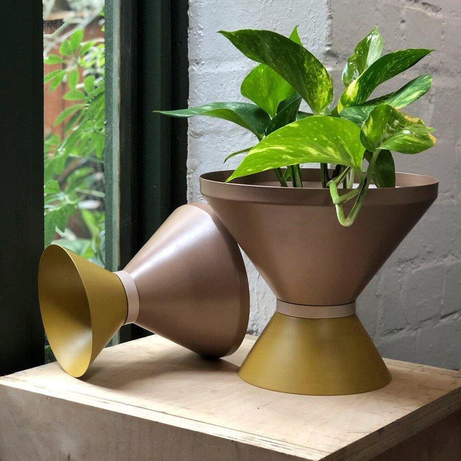 Tone Planter by Lightly Design