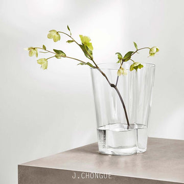Tall Aalto Vase 27cm by Alvar Aalto - THE PLANT SOCIETY ONLINE OUTPOST