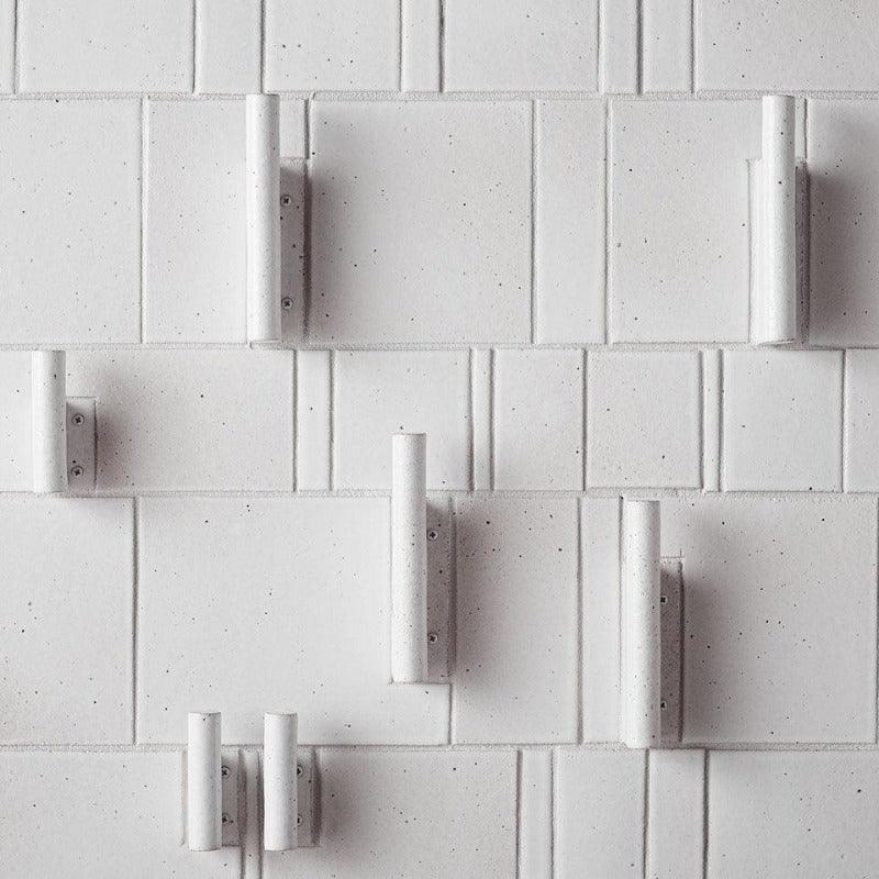 White Wall Hook by Anchor Ceramics