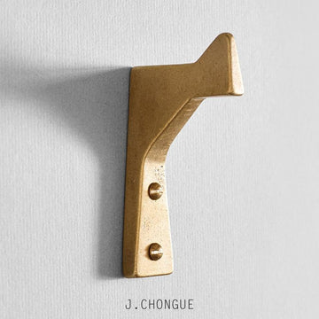 Towel Hook Bronze by Henry Wilson - THE PLANT SOCIETY ONLINE OUTPOST