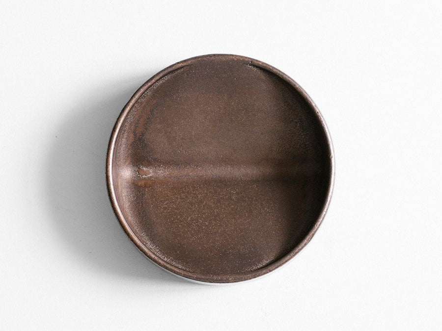 Vide Pouche Rond Blackened Bronze by Henry Wilson - THE PLANT SOCIETY ONLINE OUTPOST