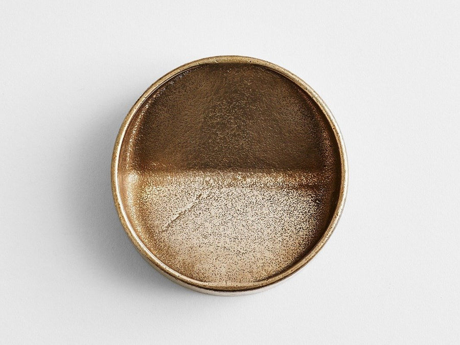 Vide Pouche Rond Bronze by Henry Wilson - THE PLANT SOCIETY ONLINE OUTPOST
