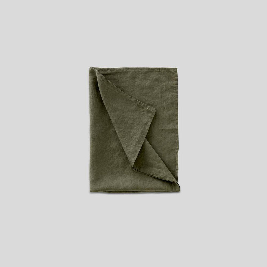 100% Linen tea towel by In Bed - THE PLANT SOCIETY ONLINE OUTPOST