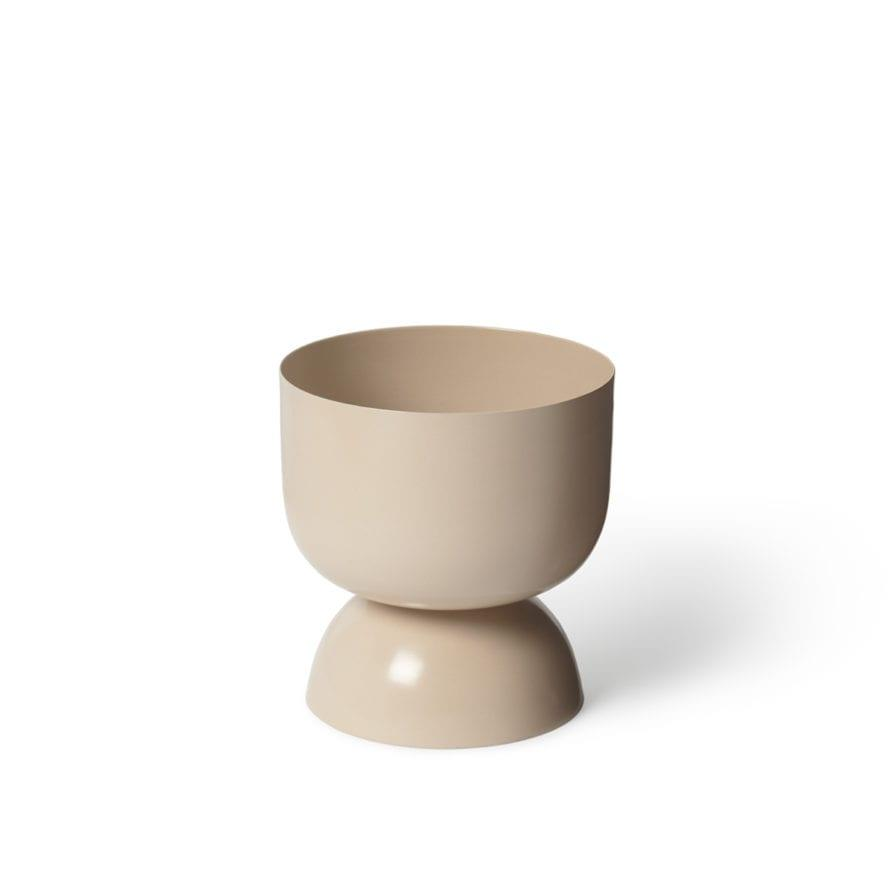 Small Sand Goblet by Lightly Design
