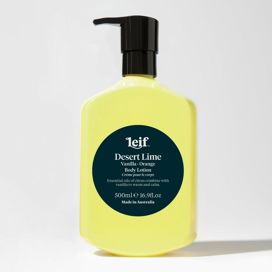 Desert Lime Body Lotion by Leif