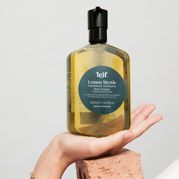 Lemon Myrtle Body Cleanser by Leif
