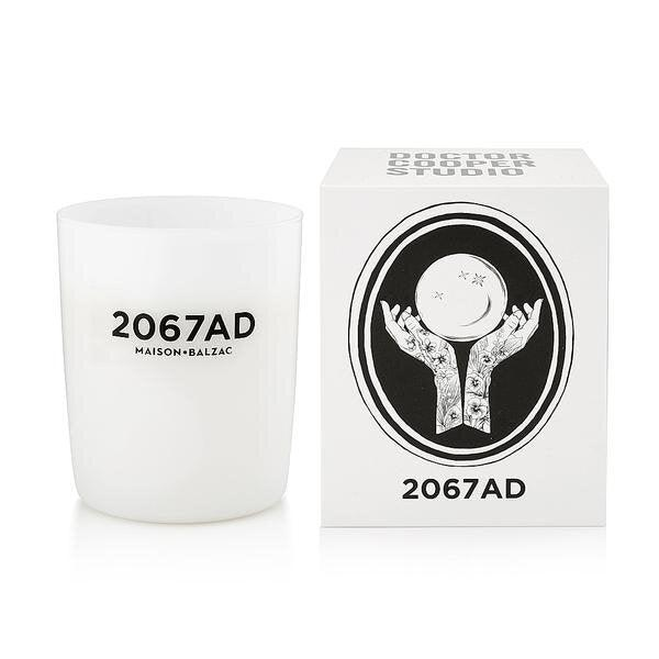 2067AD Candle by Maison Balzac & Doctor Cooper