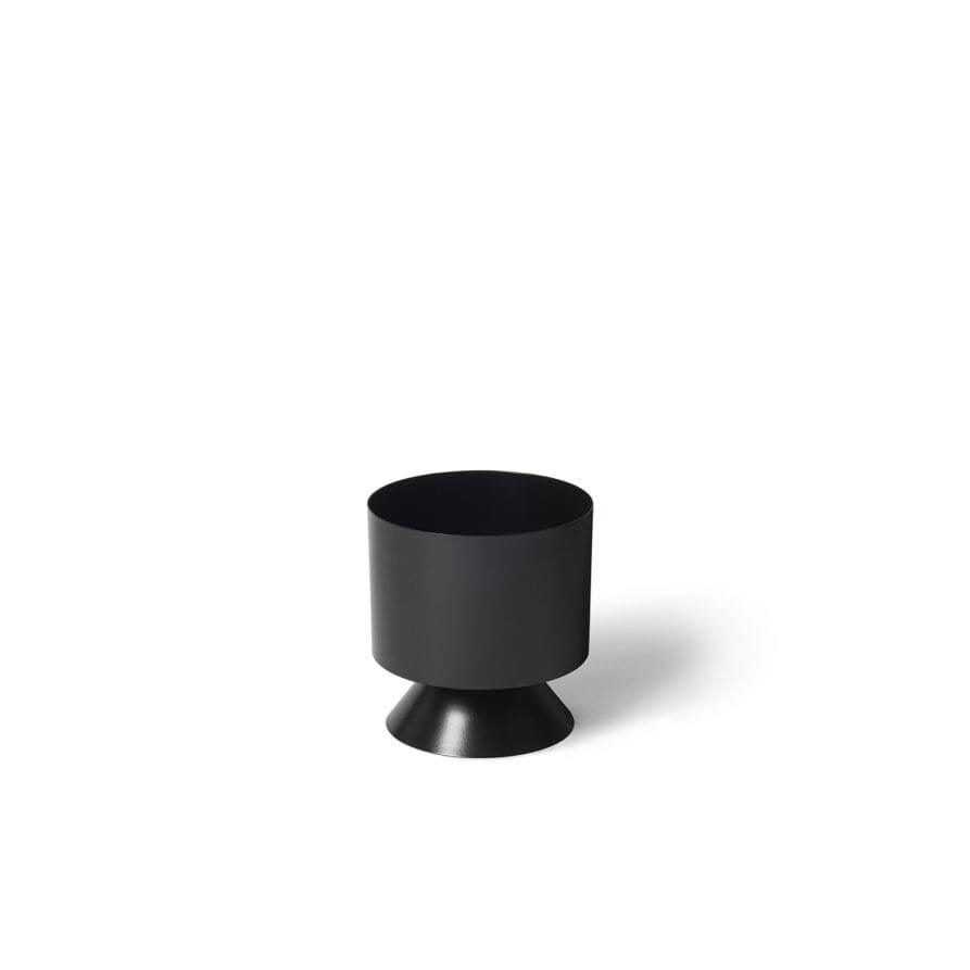 Mini Palm Springs Planter in Black by Lightly Design