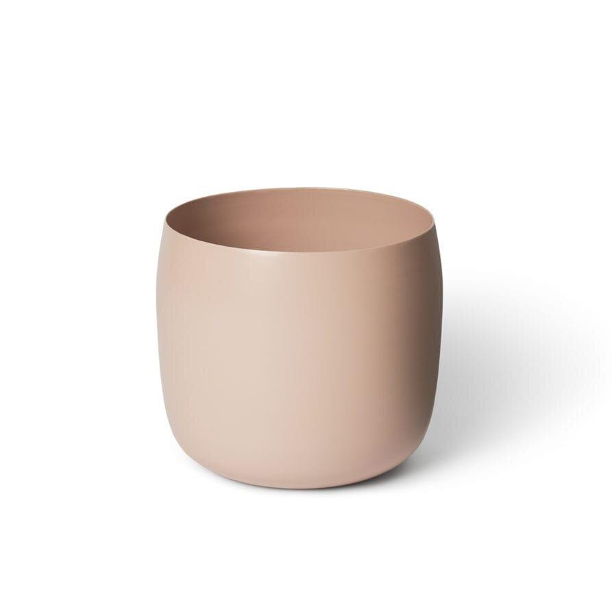Spun Planter in Sand by Lightly Design