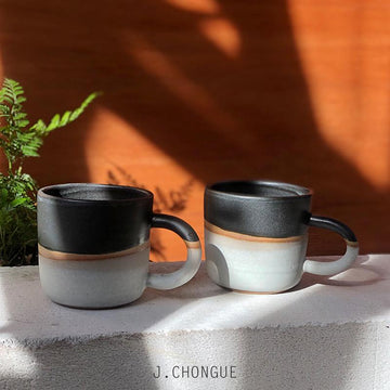 Black & White Cup by Arcadia Scott - THE PLANT SOCIETY ONLINE OUTPOST