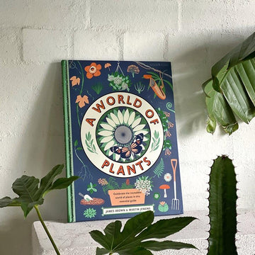 A World of Plant by James Brown & Martin Jenkins - THE PLANT SOCIETY ONLINE OUTPOST