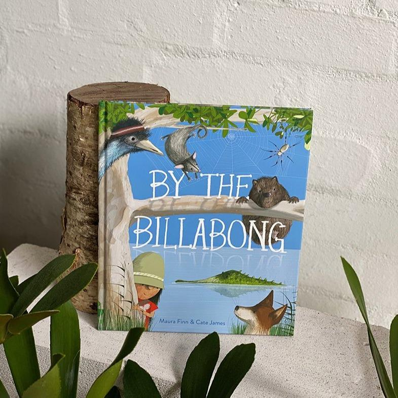 By the Billabong by Maura Finn & Cate James