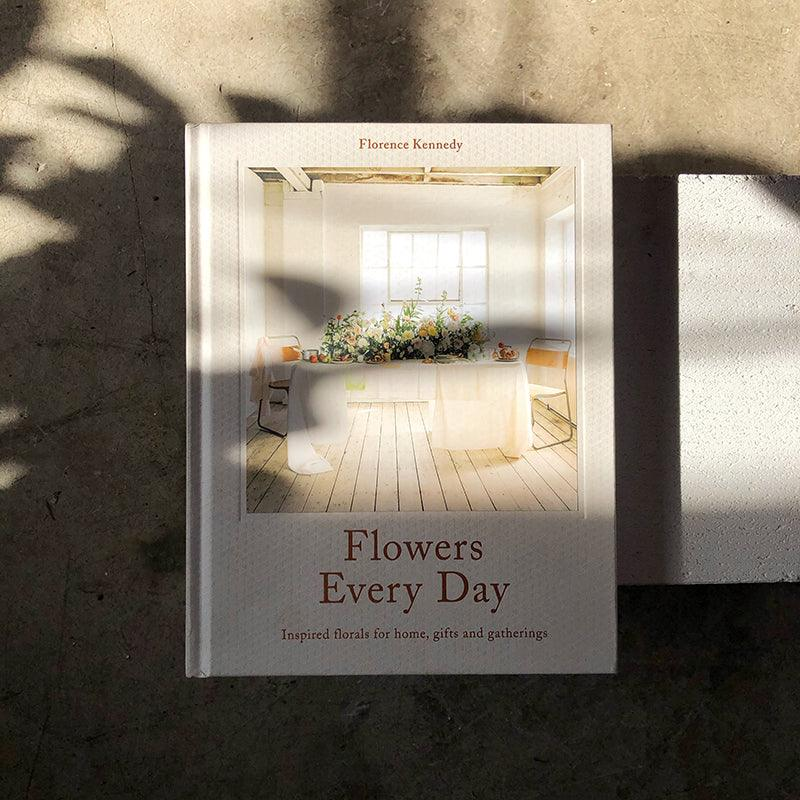 Flowers Everyday by Florence Kennedy