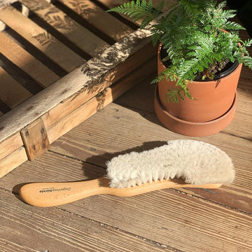 Large Goats Hair Foliage and Dust Brush