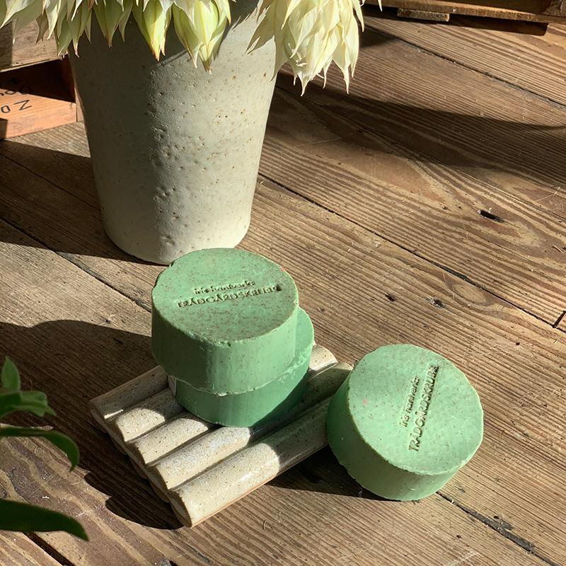 Round Soap Gardeners by Iris Hantverk - THE PLANT SOCIETY ONLINE OUTPOST